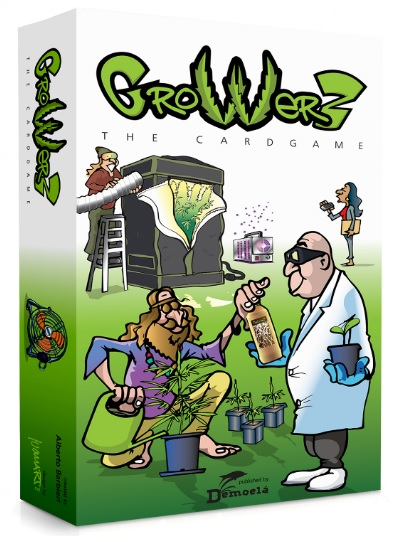 GrowerZ the game ,Cannabis ,